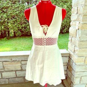 Cute little dress bought on Revolve.